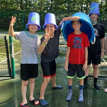 Summer Tennis Camps