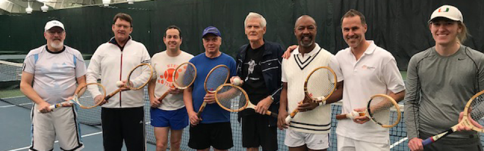 Adult Tennis Lessons in Portland Maine